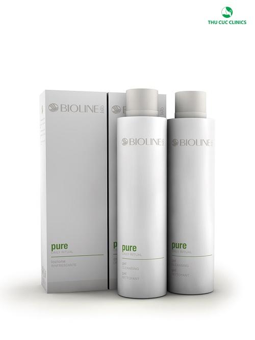 Sữa rửa mặt và nước hoa hồng dành cho da dầu mụn giúp làm sạch da và điều tiết bã nhờn hiệu quả