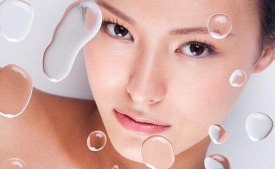 Chăm sóc da mặt để có làn da sáng khỏe, đẹp tự nhiên.
