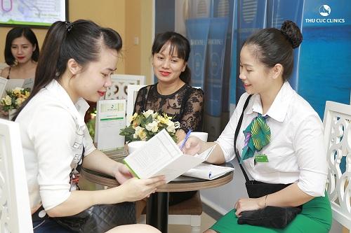 Thu Cúc Clinics là lựa chọn hàng đầu của phái đẹp Việt
