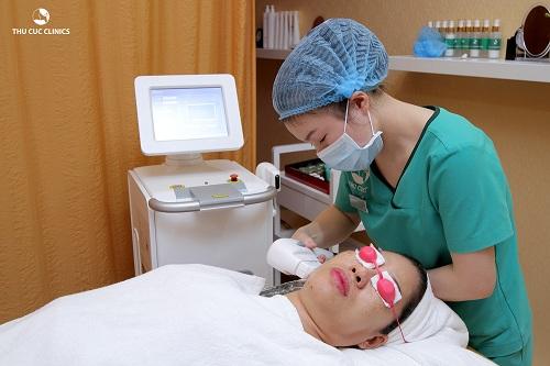 Dịch vụ nâng cơ xóa nhăn an toàn, không đau rát, cho hiệu quả thẩm mỹ tối ưu tại Thu Cúc Clinics.