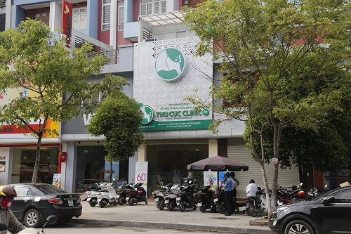 Ngày 29/7, Hệ thống Thu Cúc Clinics tưng bừng chào đón thành viên thứ 9 tọa lạc tại trung tâm thành phố Thanh Hóa.