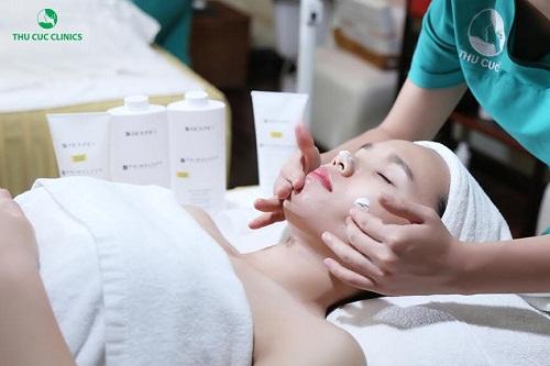Sản phẩm chăm sóc da của Thu Cúc Clinics chiết xuất 100% từ thiên nhiên, an toàn