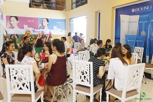 Sự tin chọn của các tín đồ làm đẹp Sài Thành đối với thương hiệu Thu Cúc Clinics chính là cơ sở cho sự xuất hiện thành viên mới tại Quận 5, TP. Hồ Chí Minh.