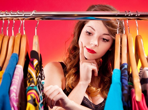 Làn da đẹp có thể phù hợp với mọi loại trang phục với những kiểu dáng và màu sắc khác nhau.