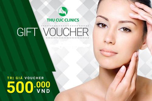 Trong ngày khai trương, Thu Cúc Clinic Lạng Sơn dành tặng 300 voucher trị giá đến 3 triệu đồng cho những khách hàng đầu tiên đăng ký các dịch vụ làm đẹp và rất nhiều quà tặng hấp dẫn khác.