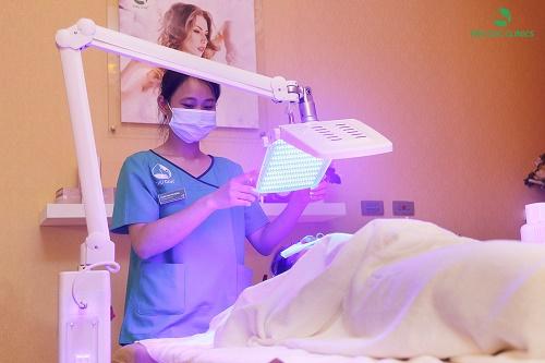 Các dịch vụ điều trị da công nghệ cao: trị mụn, thâm nám, vết thâm, trẻ hóa da Hifu - Thermage cũng được