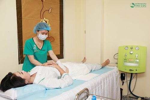 Thải độc cơ thể với liệu pháp Colon Hydrotherapy tại Thu Cúc.