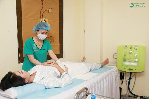 Detox bằng liệu pháp Colon Hydrotherapy tại Thu Cúc.