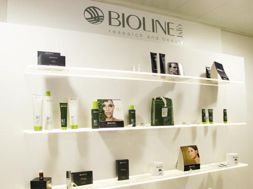Các sản phẩm thuộc nhãn hiệu Bioline Jato.
