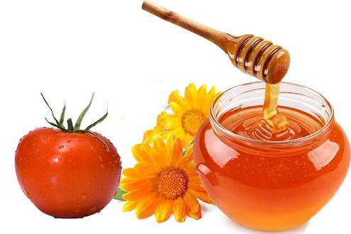 Phương pháp trị nám nhờ cà chua và mật ong mang đến hiệu quả cho chị em