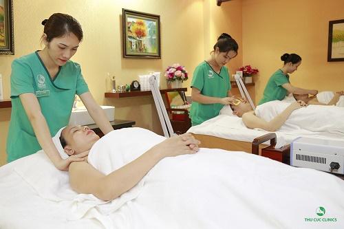 Thu Cúc Clinics là địa chỉ chăm sóc da và thư giãn quen thuộc của các tín đồ làm đẹp toàn quốc.