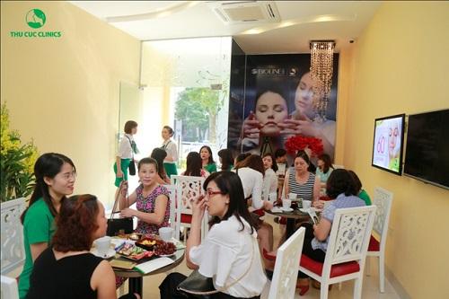 Thu Cúc Clinics là địa chỉ làm đẹp đán tin cậy của phái đẹp Việt