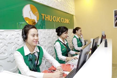 Liên hệ 1900 5588 96 để được chuyên viên thẩm mỹ Thu Cúc Clinics hỗ trợ giải đáp mọi thông tin, đặt lịch và nhận ưu đãi kịp thời.