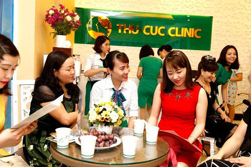 Dịch vụ trẻ hóa da Hifu tại Thu Cúc Clinics được phái đẹp rất ưa chuộng