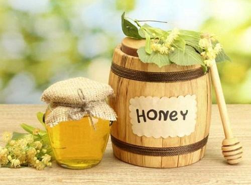 Mật ong giúp chị em giữ gìn vóc dáng