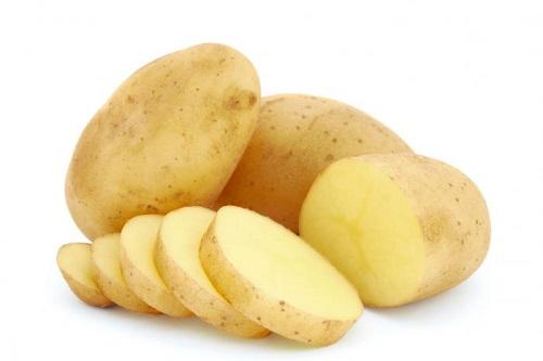 Khoai tây có công dụng