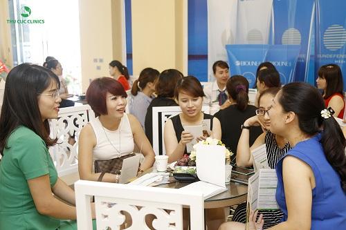 Dịch vụ chăm sóc da tại Thu Cúc Clinics được nhiều chị em quan tâm
