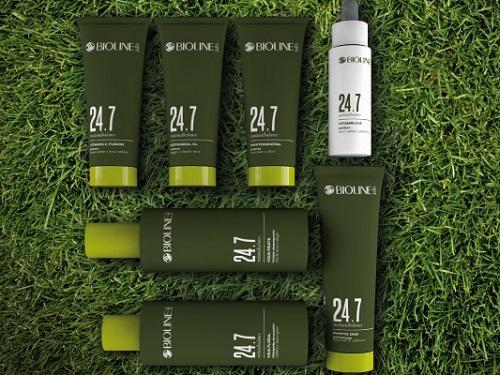 Dòng sản phẩm 24.7 Natura Balance đến từ thương hiệu Bioline Jato cao cấp của ước Ý.