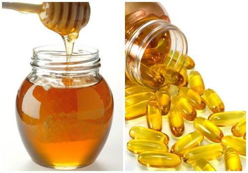 Vitamin E và mật ong cho hiệu qủa điều trị sẹo lõm tốt hơn