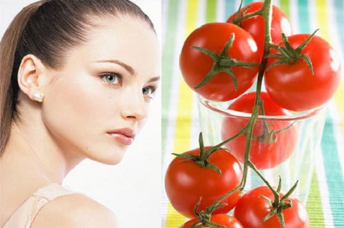 Kiên trì làm đẹp da với cà chua, bạn sẽ bất ngờ với hiệu quả có được