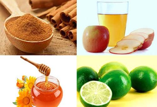 Sử dụng nguyên liệu tự nhiên trị tàn nhang là phương pháp thông dụng nhất