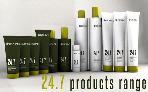 Tại Việt Nam, dòng sản phẩm cao cấp 24.7 Natural Balance đến từ thương hiệu Bioline Jato của Ý được phân phối độc quyền bởi Thu Cúc.