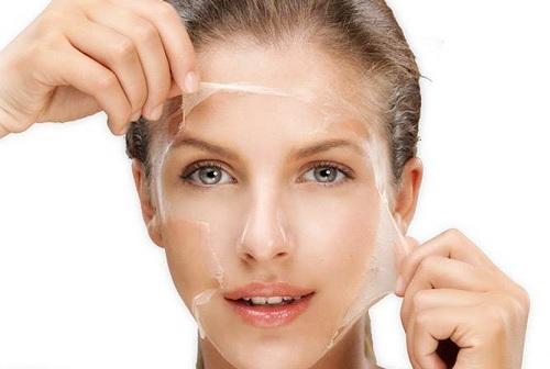 Tẩy da chết thường xuyên giúp làn da căng mịn, săn chắc