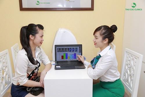 Thu Cúc Clinics là thương hiệu trị mụn hiệu quả với việc ứng dụng công nghệ BlueLight hiện đại
