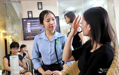 Nhiều chị em tin chọn dịch vụ phun thêu mày hiện đại tại Thu Cúc để làm đẹp