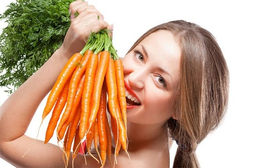Các dưỡng chất trong cà rốt đem đến hiệu quả làm trắng da tại nhà