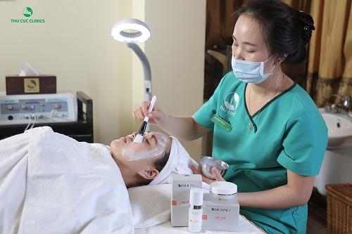 Làm đẹp toàn diện bằng hoạt chất 3C tại Thu Cúc Clinics đem đến hiệu quả tức thì cho khách hàng
