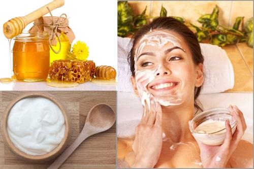 Thực hiện thường xuyên công thức trị mụn bằng mật ong và sữa chua, eva sẽ sớm có được làn da căng mịn sáng hồng