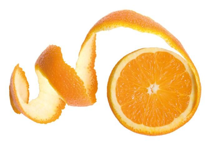 Vỏ cam có công dụng làm đẹp mà chúng ta chẳng thể ngờ tới