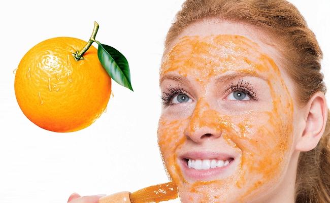 Đắp mặt nạ vỏ cam vừa diệt khuẩn, trị mụn lại đẩy lùi vết thâm