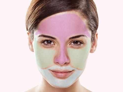 Với da hỗn hợp, mỗi vùng trên gương mặt cần dùng một sản phẩm khác nhau.