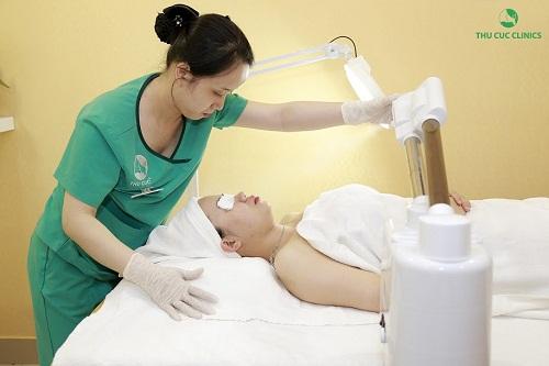 Làm sạch da để quá trình trị mụn đạt hiệu quả cao nhất