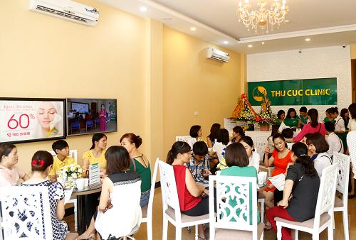 Thu Cúc Clinics là địa chỉ làm đẹp uy tín, được hàng triệu khách hàng tin yêu.
