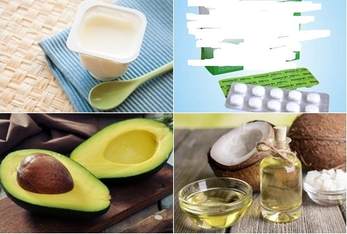 Tắm trắng bằng hỗn hợp bơ, vitamin b1, sữa chua, dầu dừa đem đến hiệu quả tối ưu