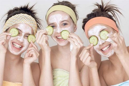 Kiên trì đắp mặt bằng nguyên liệu tự nhiên để da căng mịn, sáng khỏe