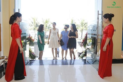 Thu Cúc Clinics là địa chỉ làm đẹp quen thuộc của hàng triệu phụ nữ Việt.