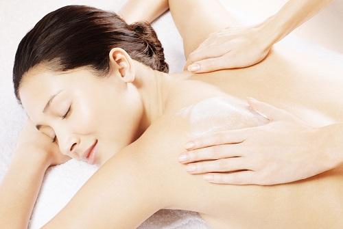 Tắm trắng tại nhà là phương pháp đơn giản dễ thức hiện