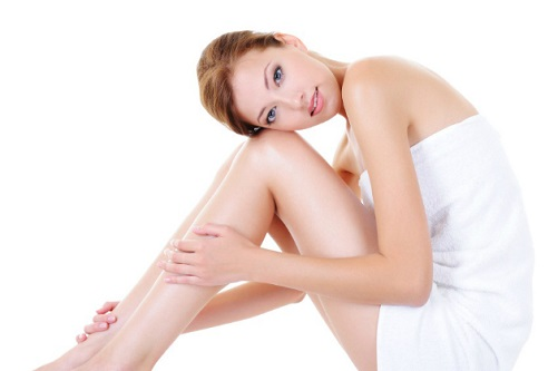 Không nên tắm trắng trong khi làn da có vết thương hở xuất hiện