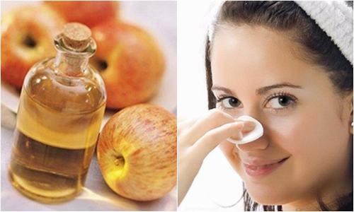 Các nếp nhăn do lão hóa sẽ được trị nhanh chóng với giấm táo mà vô cùng đơn giản.