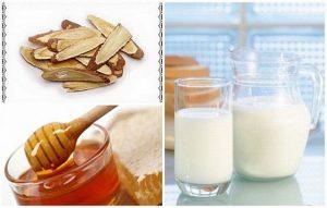 Sử dụng mật ong cam thảo là phương pháp dưỡng trắng da an toàn và hiệu quả