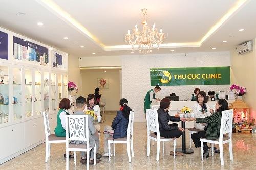 Dịch vụ làm đẹp tại Thu Cúc Clinics nhận được quan tâm đông đảo của khách hàng