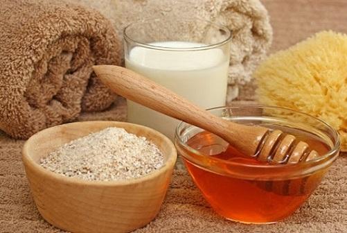 Cám gạo chứa nhiều dưỡng chất đem đến khả năng dưỡng trắng da tại nhà