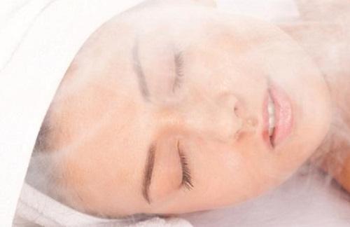 Xông hơi là cách giúp cho da được thải độc, loại bỏ cặn bã một cách dễ dàng.
