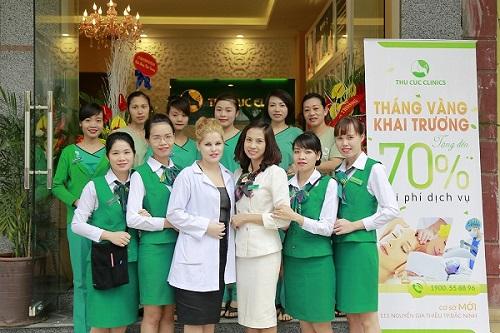 Địa chỉ làm đẹp cho chị em phụ nữ tại Bắc Ninh