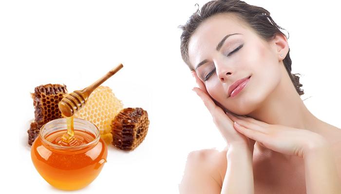 Mật ong vừa dưỡng ẩm, kháng viêm lại làm trắng da hữu hiệu