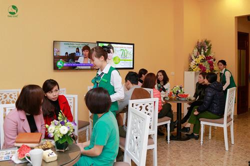Thu Cúc Clinics là địa chỉ làm đẹp tin cậy không chỉ ở Hà Nội, Sài Gòn mà đã phủ sóng rộng khắp cả nước